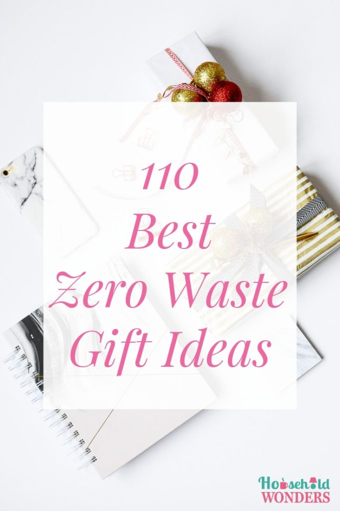 110 best zero waste gift ideas