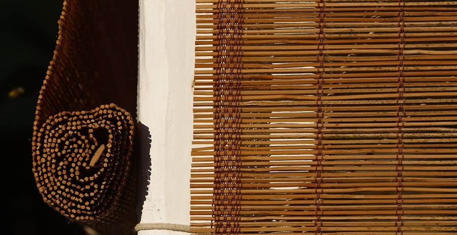 How to Clean Bamboo Curtains the Easy Way